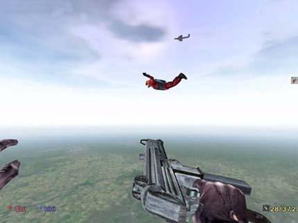 Screenshot af NOLF 2: A Spy in H.A.R.M's Way