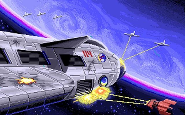 Screenshot af BattleTech - The Crescent Hawks' Revenge