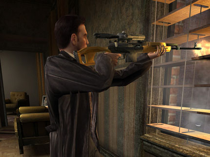 Screenshot af Max Payne 2 - The Fall of Max Payne