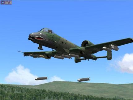 Screenshot af Lock On: Modern Air Combat
