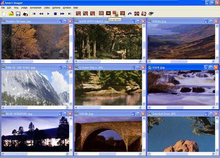 Screenshot af Ameri-Imager