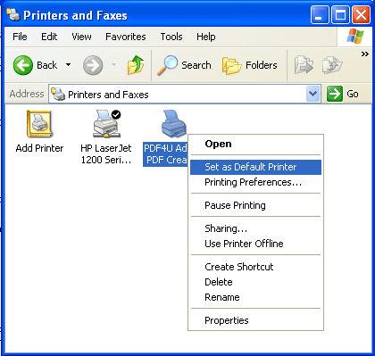 Screenshot af PDF4Free