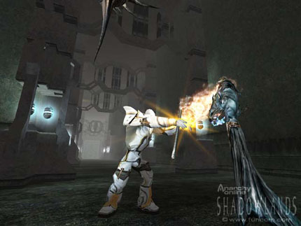 Screenshot af Anarchy Online