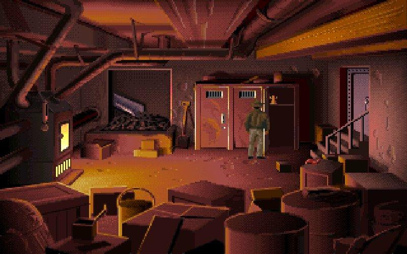 Screenshot af Indiana Jones and the Fate of Atlantis