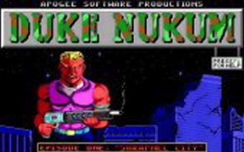 Screenshot af Duke Nukem - Shrapnel City