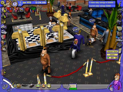 Screenshot af Casino Inc.