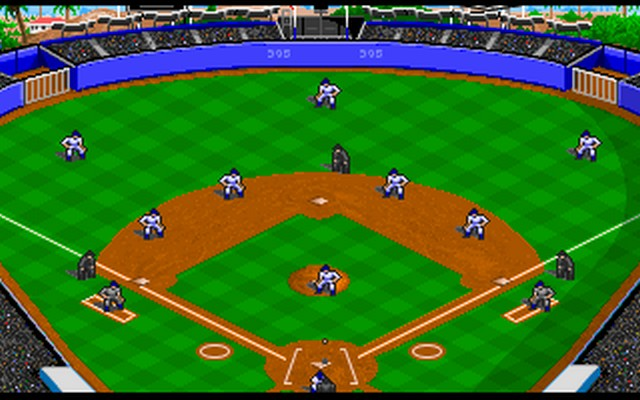 Screenshot af Epic Baseball