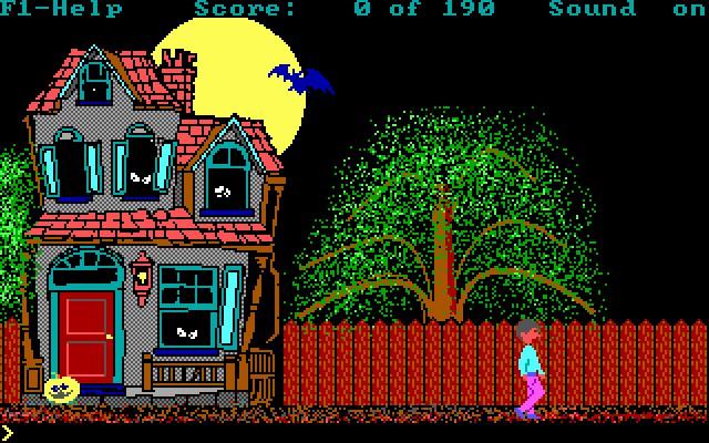 Screenshot af Hugo 1 - House of Horrors