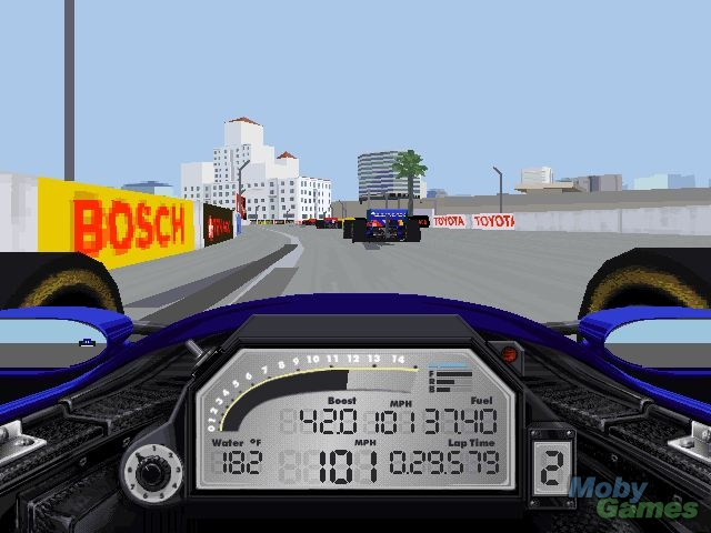 Screenshot af IndyCar Racing