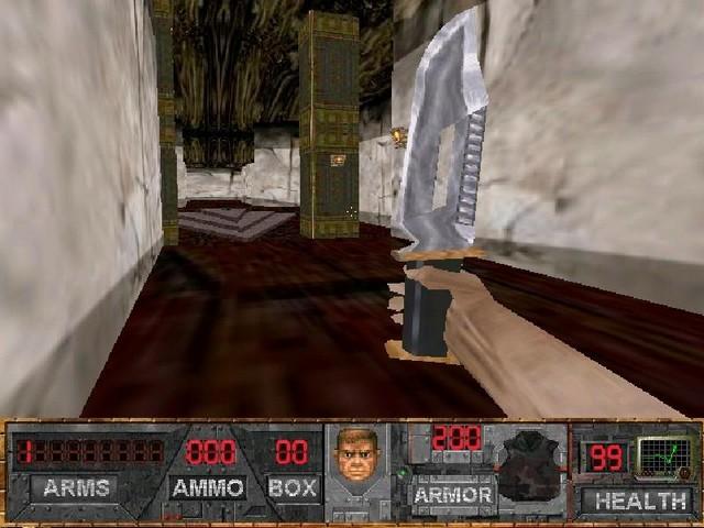 Screenshot af Doom 6666