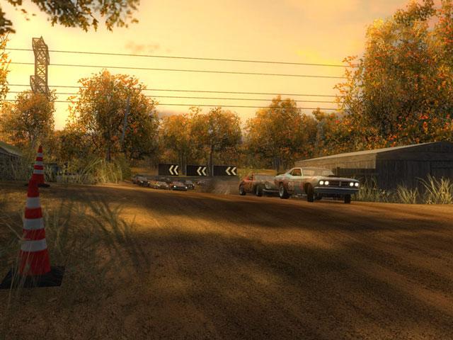 Screenshot af FlatOut