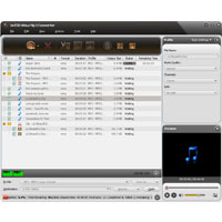 Screenshot af WMA MP3 Converter