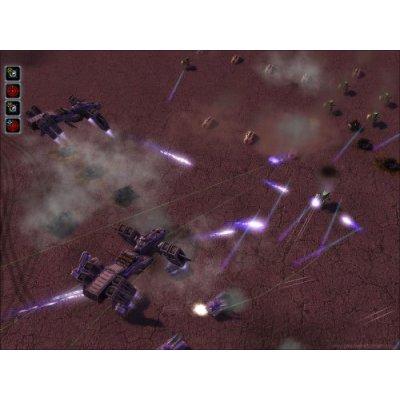 Screenshot af Supreme Commander
