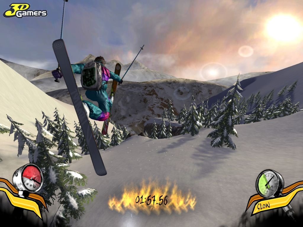 Screenshot af Freak Out - Extreme Freeride