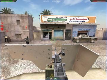 Screenshot af Desert Gunner