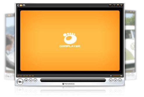 Screenshot af GOM Media Player