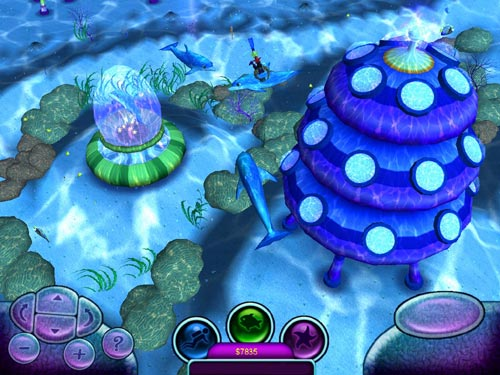 Screenshot af Deep Sea Tycoon