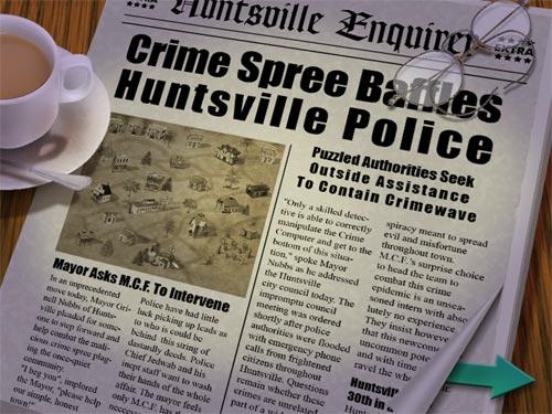 Screenshot af Mystery Case Files: Huntsville