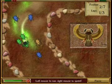 Screenshot af Jewels Of Cleopatra
