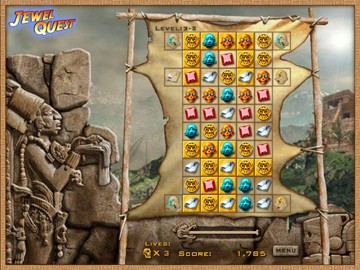 Screenshot af Jewel Quest