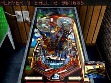 Screenshot af Fastlane Pinball