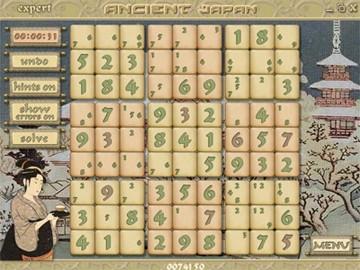 Screenshot af Buku Sudoku