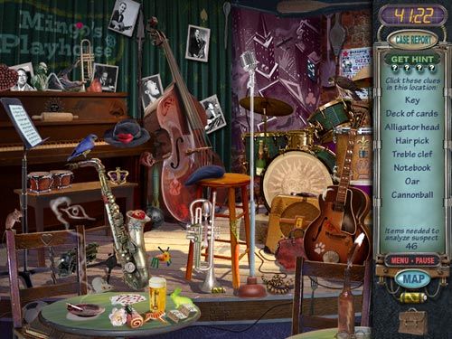 Screenshot af Mystery Case Files: Prime Suspects
