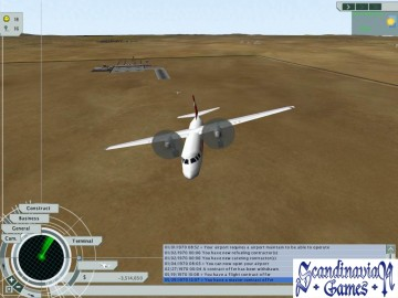 Screenshot af Airport Tycoon 3