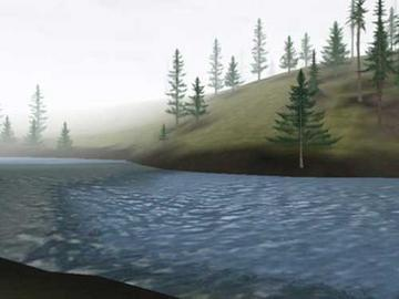 Screenshot af Deer Hunter 2004