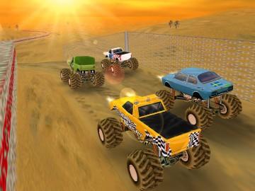 Screenshot af Monster Truck Fury