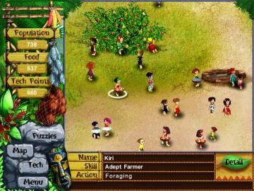 Screenshot af Virtual Villagers: A New Home