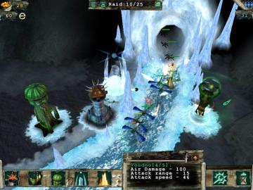 Screenshot af Master of Defense