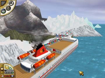 Screenshot af Luxury Liner Tycoon