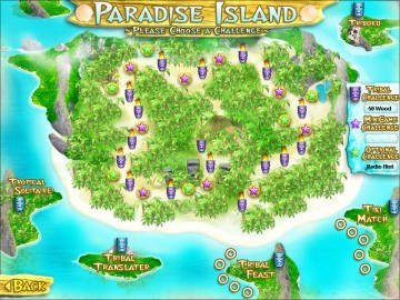 Screenshot af Escape from Paradise