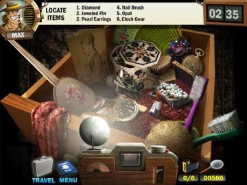 Screenshot af Private Eye