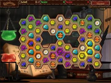 Screenshot af Rainbow Mystery