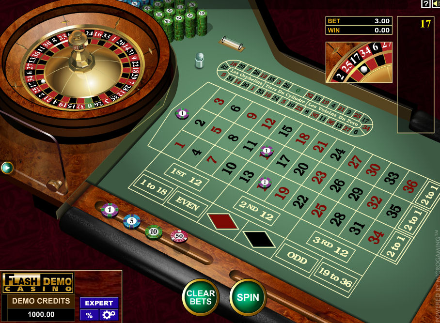 Screenshot af Casino Spin Palace