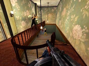 Screenshot af Mob Enforcer