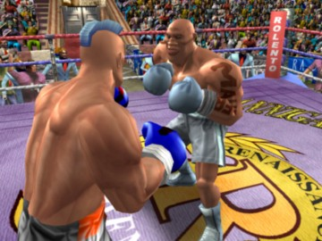 Screenshot af Heavyweight Thunder