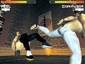 Screenshot af Karate 3D
