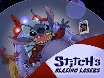 Screenshot af Disneys Stitchs Blazing Lasers
