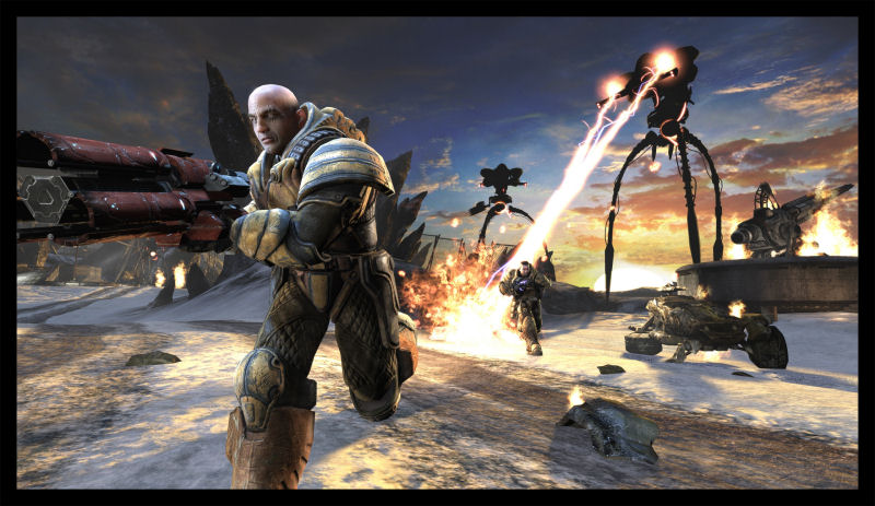 Screenshot af Unreal Tournament