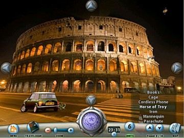 Screenshot af Rome: Curse of the Necklace