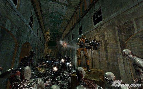 Screenshot af Hellgate: London