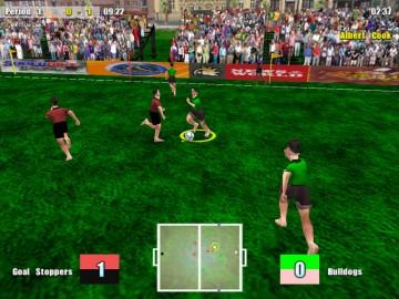 Screenshot af Five-a-Side Football