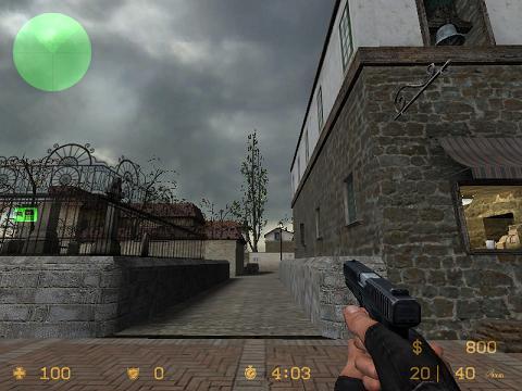 Screenshot af Counter-Strike 1.5 Full Mod Client