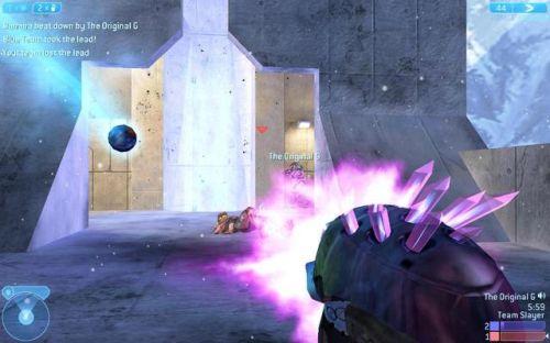 Screenshot af Halo 2