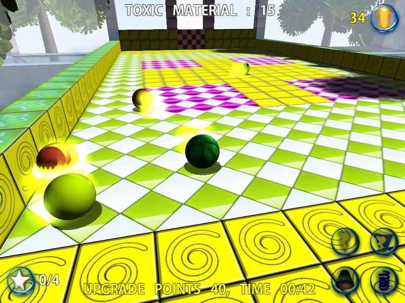 Screenshot af Marble Arena