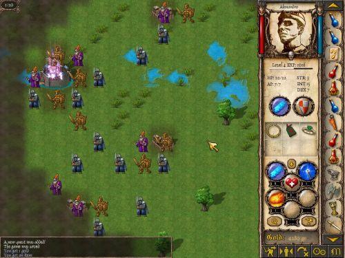 Screenshot af Styrateg