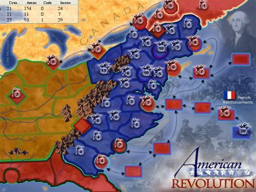Screenshot af American History Lux